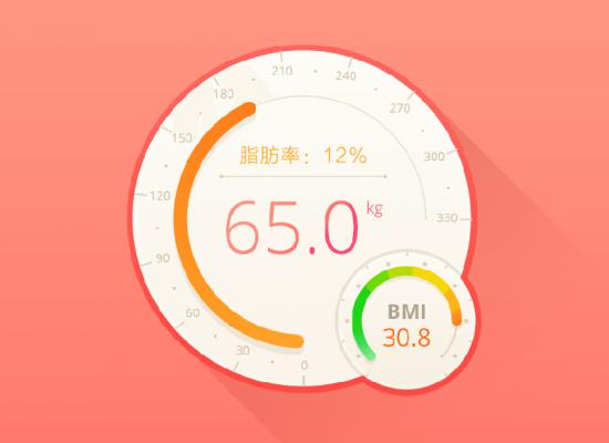【智奇胜-苏州APP开发】普智健康–最智能的体重、体脂称