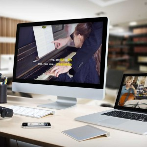 【智奇胜-苏州Web开发】乐艺学-一个专业、纯粹的音乐教育平台